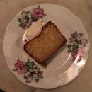 A Sinful Affair: Orange Pound Cake W/ Yoghurt
