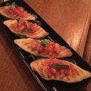 The Quintessential Italian Appetizer: Bruschetta!