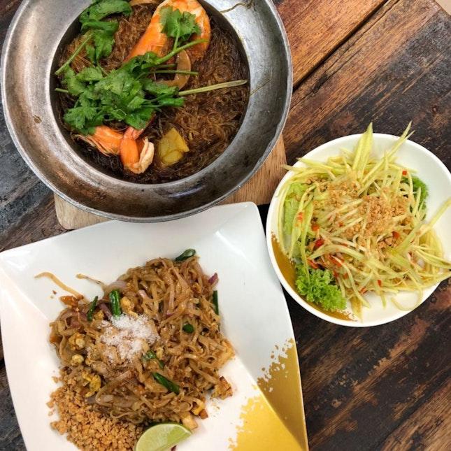 Sawadikap! Totally Sedap Thai Food 🥘🥥🍲🍍🍜