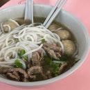 Kheng Fatt Hainanese Beef Noodles (Golden Mile Food Centre)
