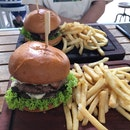 Decent burgers