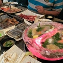 Chinese BBQ and Steamboat