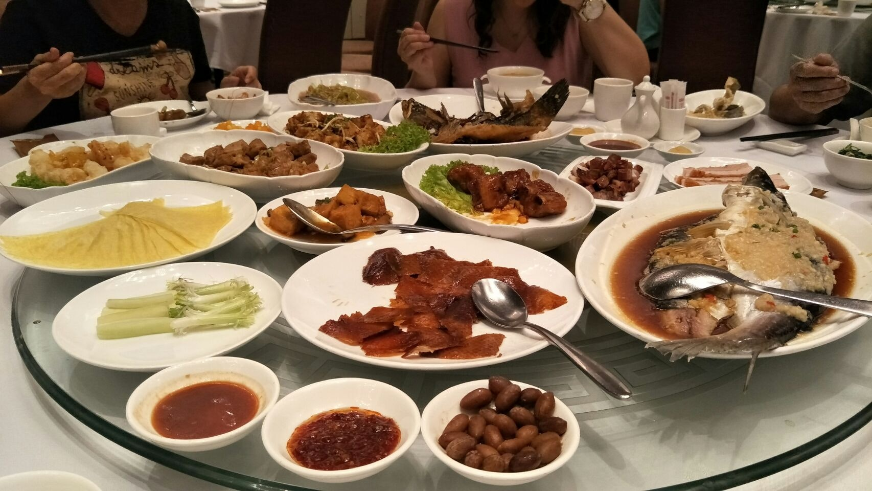 Buffets in Singapore