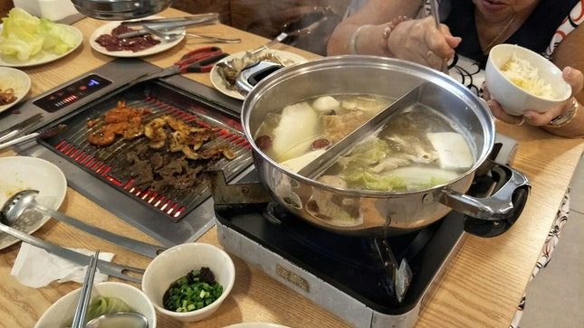 Cheapest BBQ and Steamboat Buffet?