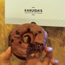 Kurozu-infused Baked Donuts