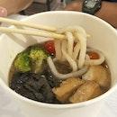 Mushroom Udon ($5.80)