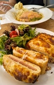 Croque Monsieur ($14)