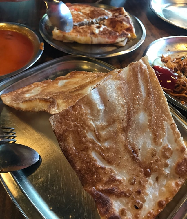 best place for special prata!