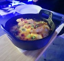 Prawn Bisque Mac & Cheese
