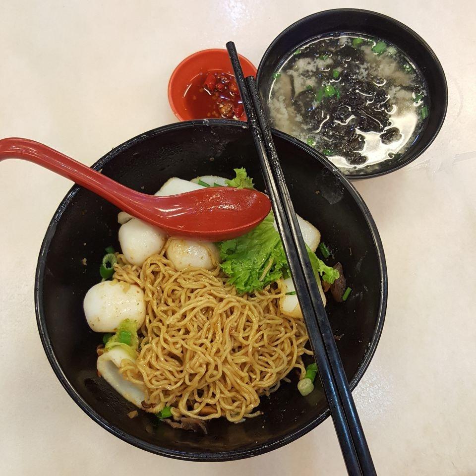 Ming Fa Fishball / Meng Kitchen (Upper Thomson Road)