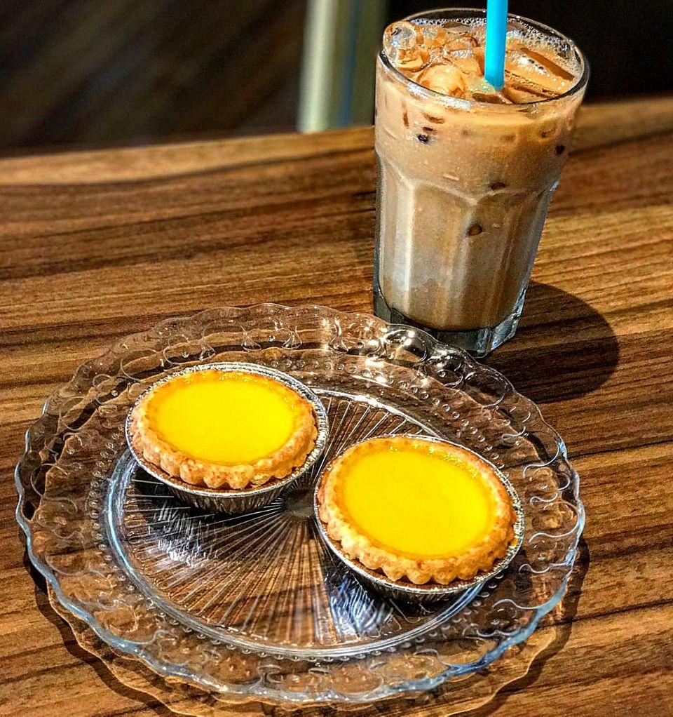 Tai Cheong Egg Tarts