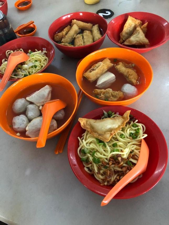Malacca Best Food