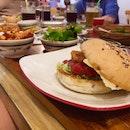 Papa's Portobello Burger