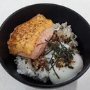 Mentaiko Salmon Don