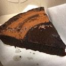 Chocolate Cherry Tart $6.50