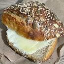 Aged Comte + Butter Sandwich $6