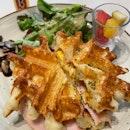 Turkey Ham & Cheese $16++