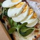 Avo & Egg $16
