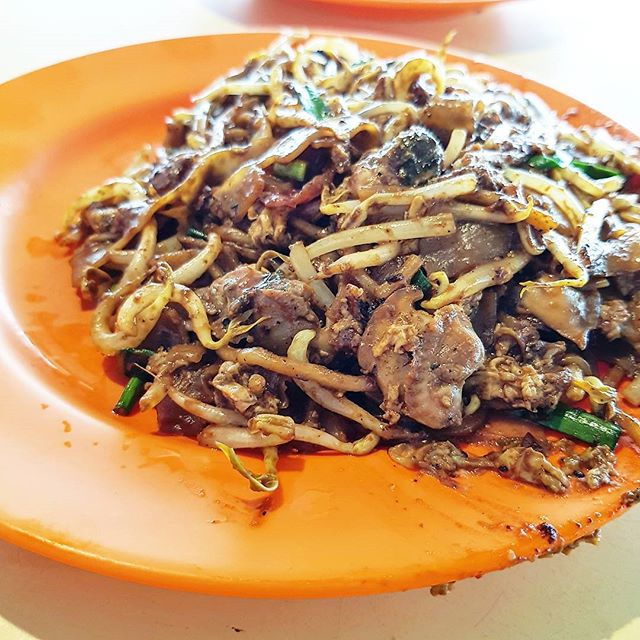 Hill Street Fried Kway Teow!
