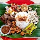 Nasi Ambang by Enak.
