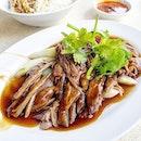South Buona Visra Road Famous Teochew Boneless Duck Rice.