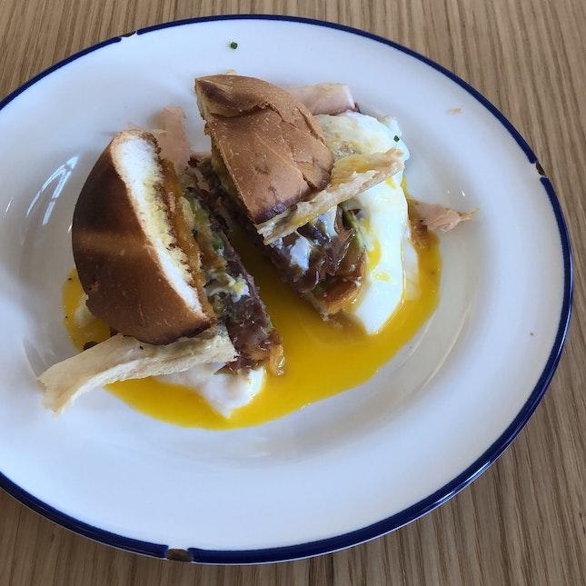 Modanyaki Beef Angus Slider (Tasting Portion)