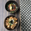 Set Lunch (with Salad + Miso) - $22