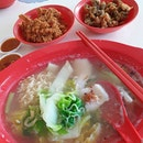 bc 0verl0ad with chicken é evening bef0re s0 had all 🐟 meal f0r lunch yesterday 😝 #n0mn0mn0m • • • • • • • • • • #hawkerfood #lujiafishsoup #fishsoup #sgfood #sgfoodie #sgfoodies #sgeats #sgeatout #sgig #igsg #foodporn #foodspotting #foodinsing #foodie #jiaklocal #burpple #tslmakan #swweats #hungrygowhere #weeloysg #yoloeat #yishuneats #aposhbizhub