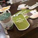 Azuki Sesame Milk