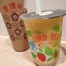 s0 i tried @lihosg's Mang0 Delight(楊枝甘露 aka mang0 p0mel0 sag0 ~ it's really like a dessert in a drink!