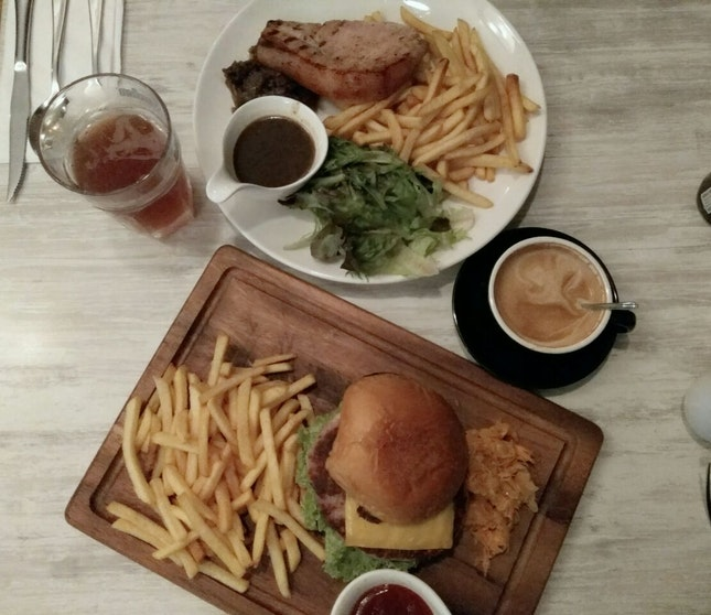 Steak & Burger