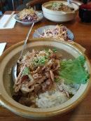 Gyu don Set Lunch