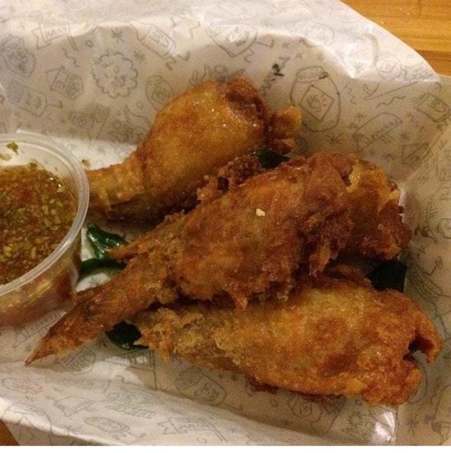 Otah Chicken Wings