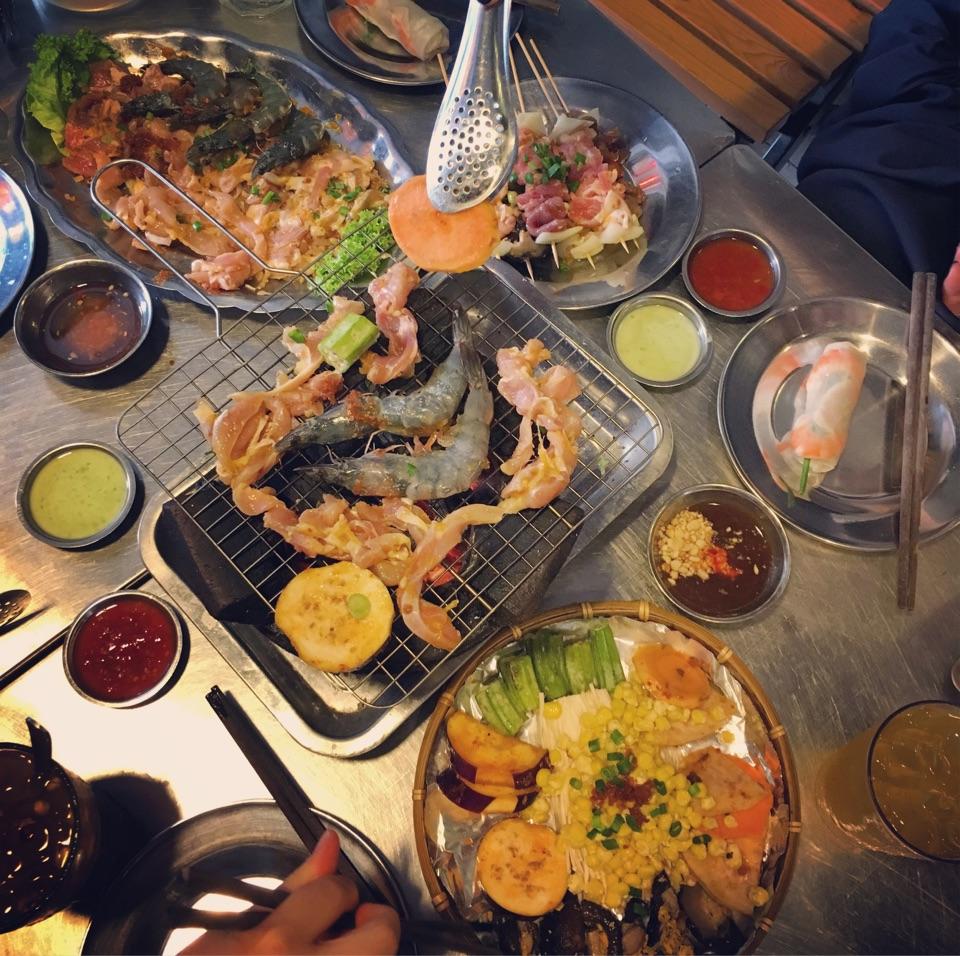 Meat Platter BBQ