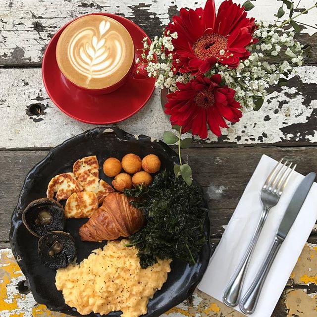 Wake up to a brand new brunch menu!