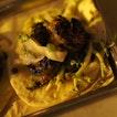 Kebab of Spicy Adalar Prawn ($10)