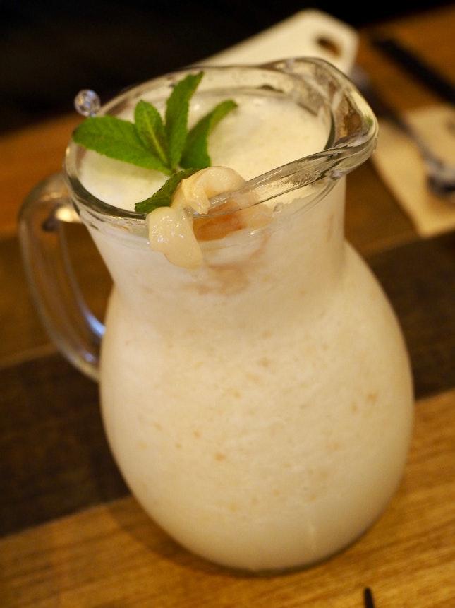 Lychee Yoghurt (1L - $12.90 / 500ML - $7.90)