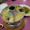Fishead Charcoal Steamboat