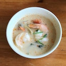 Tom Ka Soup (Prawn) - $8.00