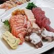 Long weekends be like, sashimi-madness!