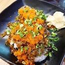 Really #shiokmaki and #sashimi for #lunch w Mama Saynac!