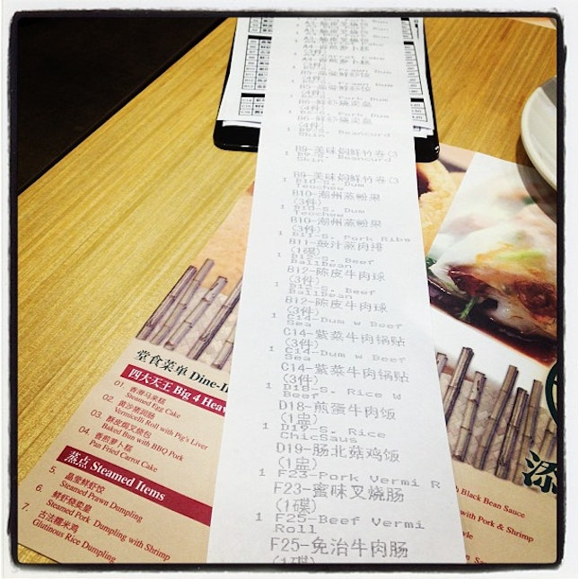 mother of god long list of orders.