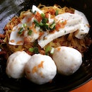 Missing the bowl of Fishball Noodles from Fishball Story.