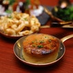 [Skirt] - The Pommes Anna with thin layers of potato slices in melted butter, will get you savouring for more.