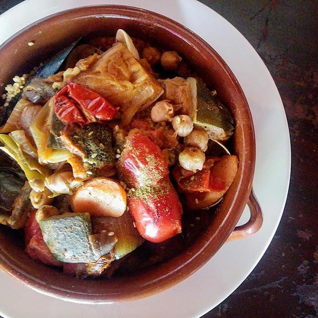 [Claypots Full Circle] - Moroccan Claypot ($26) was extra comforting on my senses.