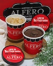 [Alfero Gelato] - Founded by Marco Alfero, Alfero Gelato prides itself as a premium brand making Italian artisan gelato which is made using only the finest quality ingredients imported from Italy and other parts of Europe.