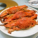 [Famous Treasure] - A must try at Famous Treasure has to be their Salted Baked Flower Crabs ($6/100g).