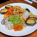 [Tamashii Robataya] - Abalone Yusheng available for both dine-in and take away.
