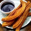 [Tapas Club] - Churros Con Chocolate ($9).