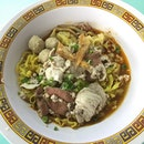 [Tai Wah Pork Noodle] - Bak Chor Mee, Do you like this one at Hong Lim or prefer the one at Crawford Lane?
